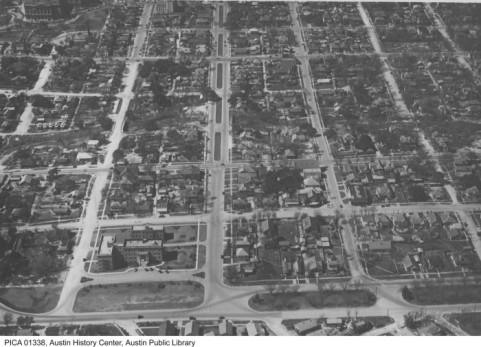 AUSTIN_1930s aerial 1