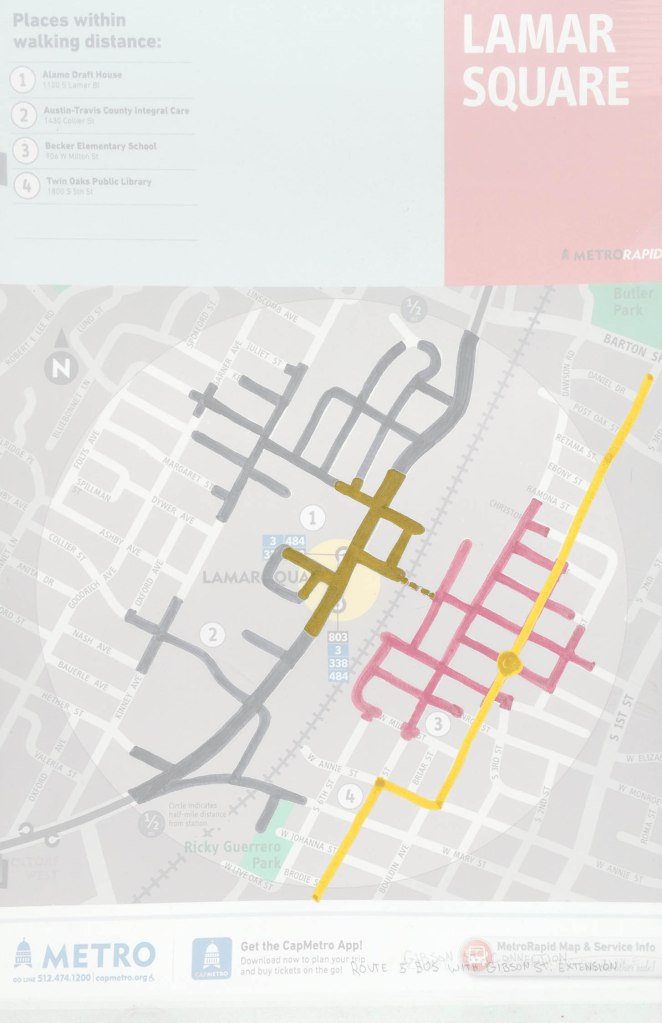 5. Route 5 Expanded coverage