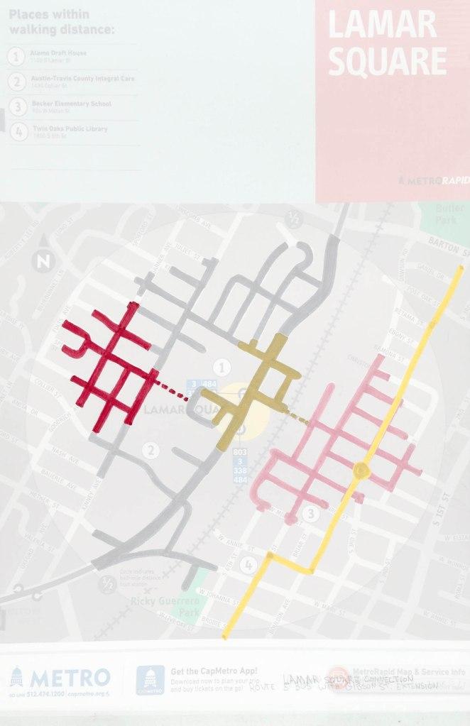 6. Lamar Square connection